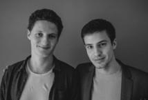 Hugo Demorge et Maxime Pialat - Photo Supertripper