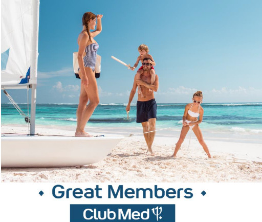 Club Med booste son programme de fidélité Great Members - DR : Club Med