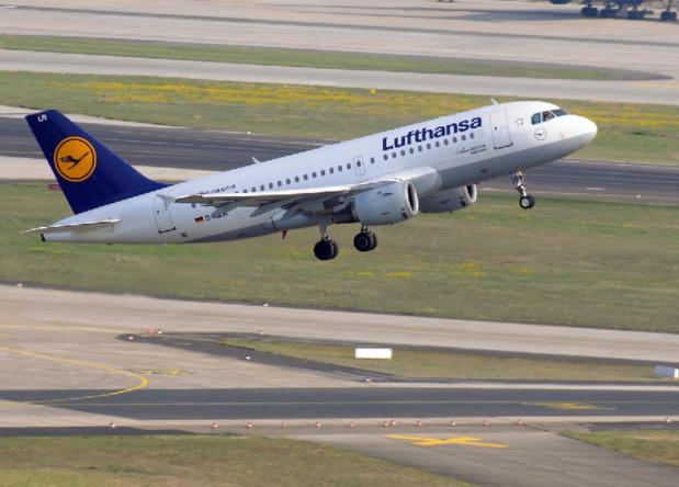 La ligne Nantes-Munich sera assurée en A319 à raison de 4 connections hebdomadaires. L'autre liaison Bordeaux - Francfort sera opérée en A321deux fois par semaine - Photo Deutsche Lufthansa AG