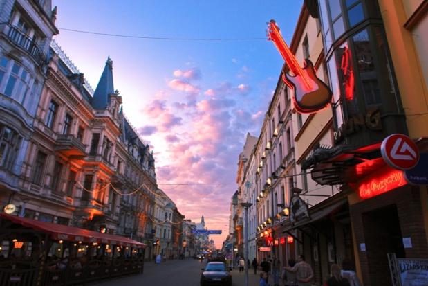 Łódź, la future destination polonaise. DR OT de Pologne.