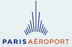 Paris Aéroport : 8,6 millions de passagers (+0,6 %) en octobre 2016