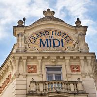 Le Le Grand Hôtel du Midi Châteaux & Hôtels Collection du Groupe Maranatha - Photo Dr