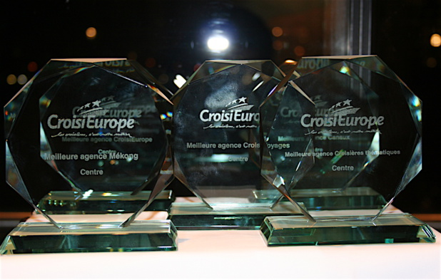 Les meilleures agences de voyages des régions Nord Normandie, Ile de France et Centre sont récompensées mardi 22 novembre lors d'une soirée en leur honneur (c) Johanna Gutkind