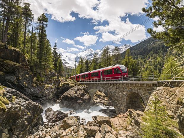 Photo: copyright: Rhaetische Bahn