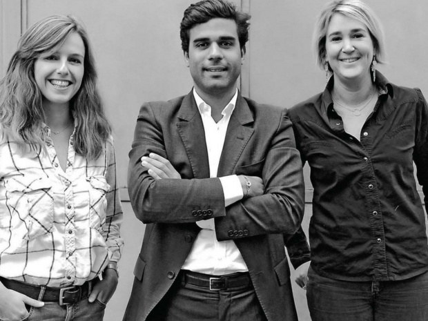 Amandine Jay ; Edouard Garbit ; Emilie Besnard - DR : Manifestory