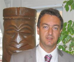 OT Nouvelle-Calédonie : S. Michaut nommé Commercial Chargé de Promotion Réseau France
