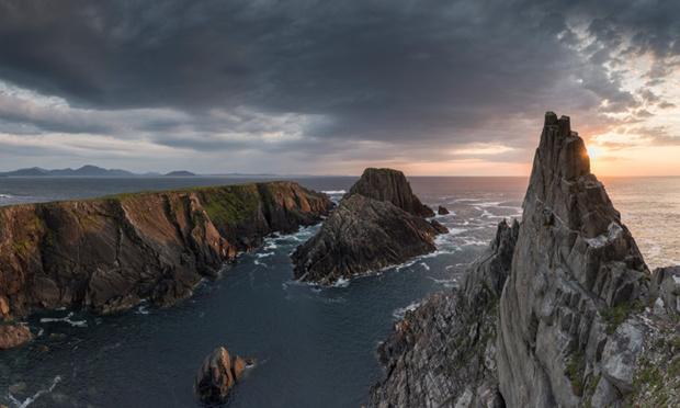 Les régions de l'Irlande