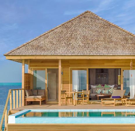 Maldives : le Hurawalhi Island Resort en promo chez Kuoni