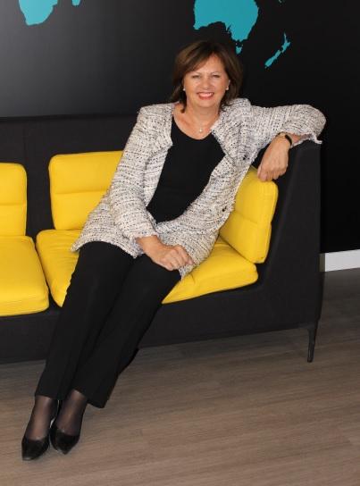 Brigitte Nisio nouvelle directrice générale de CWT France - Photo DR