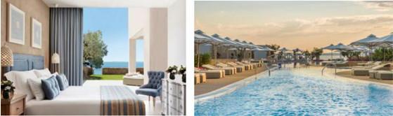 Ikos Resorts est propriétaire de deux établissements en Grèce - photo DR