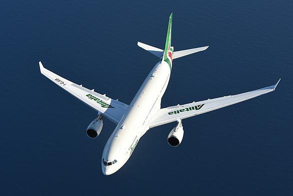 Alitalia va s'organiser pour faire face à la concurrence de Ryanair sur le marché italien - Photo : Alitalia