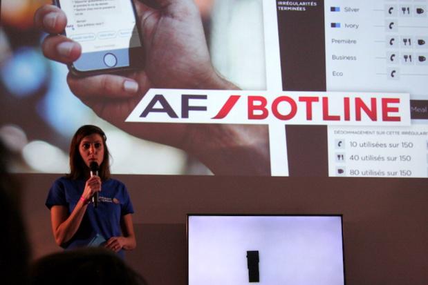 """Hackathon Air France : """"Une aventure humaine et technologique !"""""""
