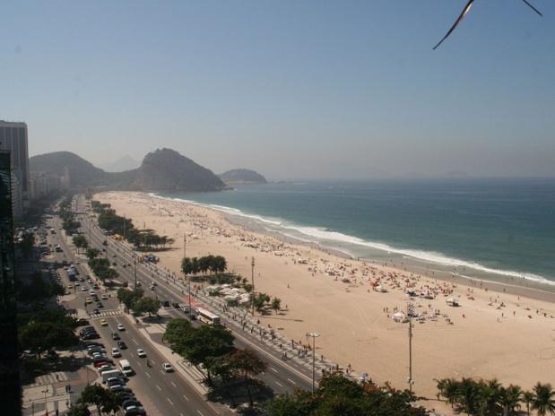 Après le Carnaval, le Réveillon est le plus grand événement de Rio, avec 2 millions de participants - DR : JDL