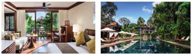 L'hôtel Belmond La Résidence d'Angkor a été rénové au Cambodge - DR