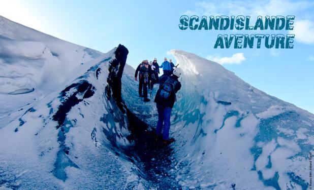 Pour la 4e édition de Scandislande Aventure, Scanditours invite 19 agents de voyages en Islande - Photo : Scanditours