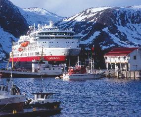 Hurtigruten France : croisières en Norvège à 500 euros
