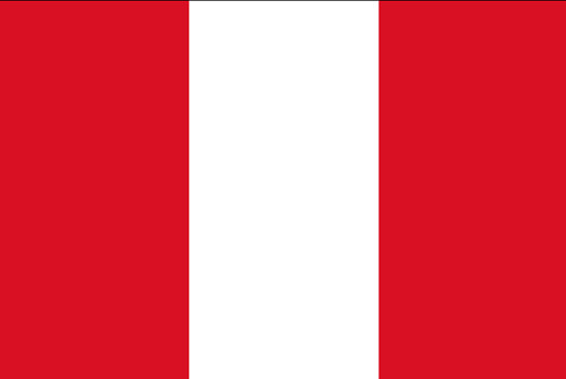Drapeau du Pérou - DR : Wikipedia