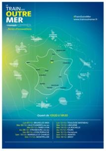 Train des Outre-mer : 9 territoires à la rencontre des voyageurs