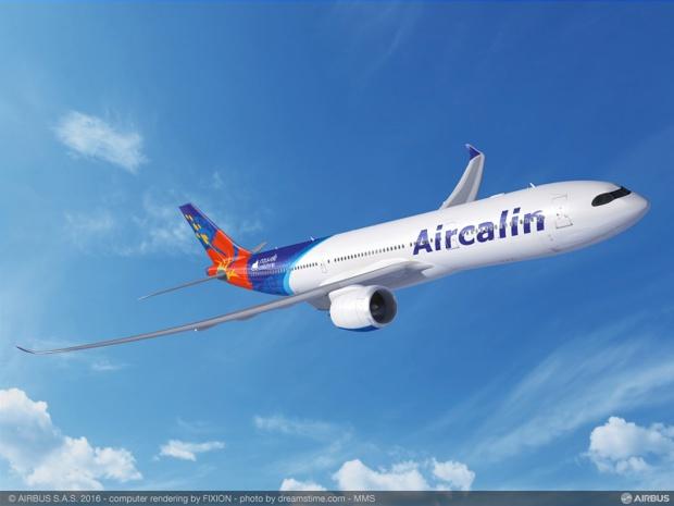 Aircalin : protocole d'accord pour des A320-200neo et A330-900neo