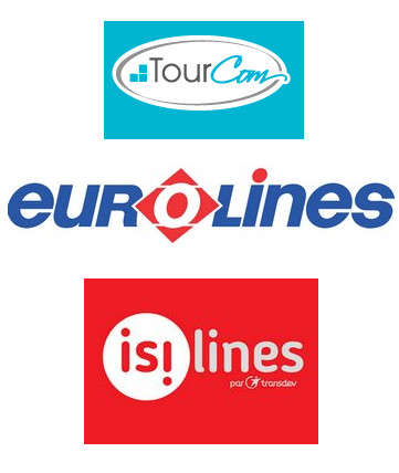 Autocars : TourCom référence Eurolines et isilines