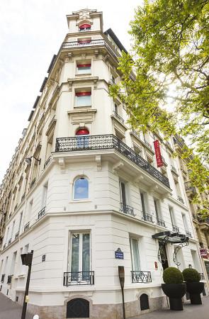 L'hôtel La Demeure sera rénové au premier semestre 2017 - Photo : Hôtel La Demeure