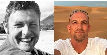 Gilles Pannekoucke (à gauche) remplace Philippe Bertholet dans les fonctions de directeur commercial Groupes BtoB - Photos : Linkedin/DR