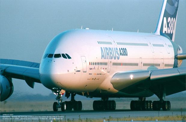 """Airbus veut réduire sa masse salariale pour être plus """"productif"""" - DR : Airbus"""