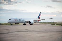 A compter de janvier 2017, American Airlines volera en B787-9 Dreamliner entre Dallas et Paris - Photo : American Airlines