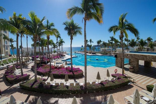 RIU Hotels & Resorts a dépensé plus de 21 millions d'euros pour rénover le RIU Palace Cabo San Lucas, au Mexique - Photo : RIU Hotels & Resorts
