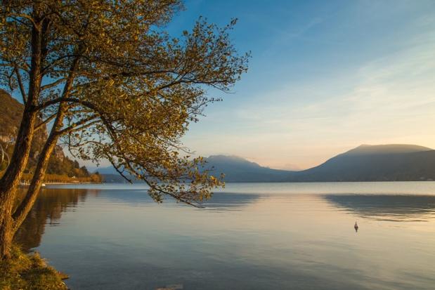 Lac d'Annecy France © L.Bouvier - Fotolia.com