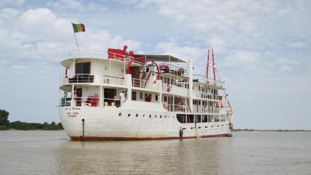 Rénové, modernisé, le Bou el Mogdad renoue avec la tradition fluviale de Saint-Louis - M.S.
