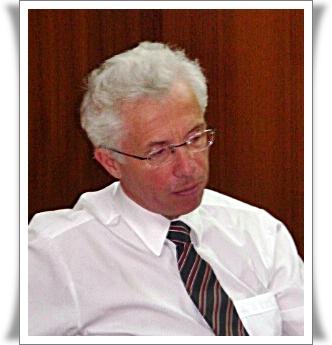Wolfgang Prock Schauer, le directeur général de la compagnie Jet Airways en Inde