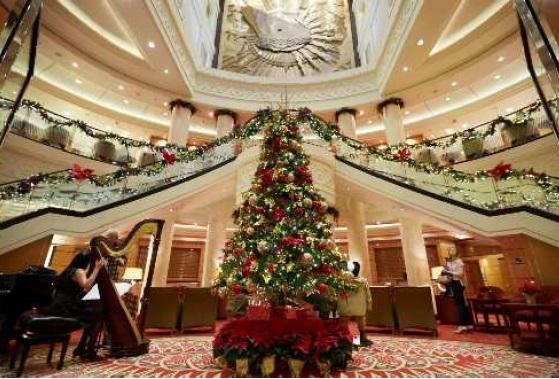 Cunard lance les Cunardays pour toute réservation effectuée entre le 15 décembre 2016 et le 28 février 2017 - Photo DR