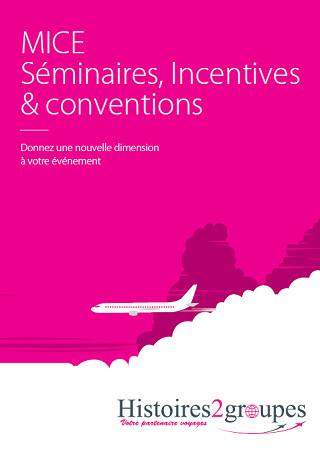 Histoires2Groupes présente son offre MICE, séminaire, convention et incentive - DR : Histoires2Groupes
