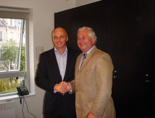 Denis Wathier et François-Xavier de Bouärd à nouveau partenaires