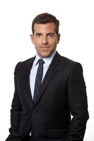 François-Xavier Camus est le nouveau directeur général d'Air Charter Service France - Photo : ACS France