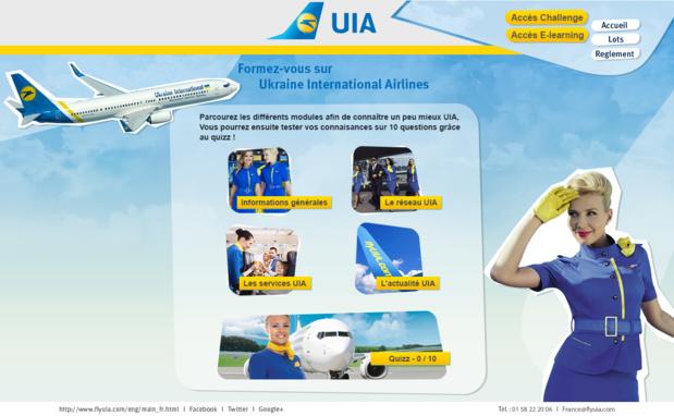 Challenge des ventes Ukraine Int. Airlines : les heureux gagnants sont...