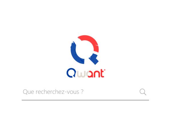 Atout France collabore avec le moteur de recherche français Qwant pour protéger la vie privée des utilisateurs. (c) Facebook : Qwant