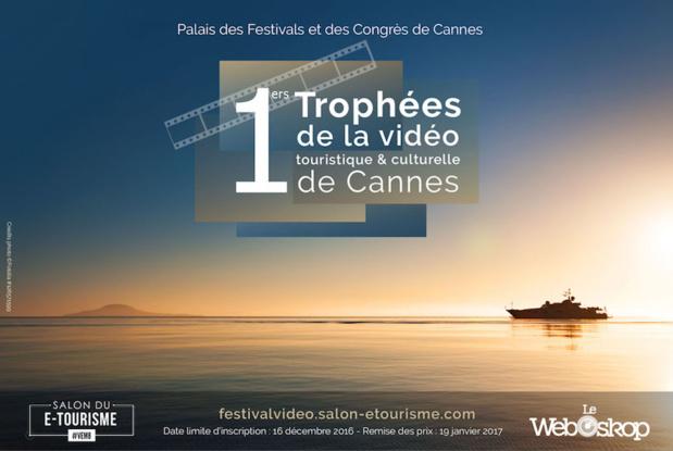 #VEM8 accueille cette année les 1ers Trophées de la vidéo Touristique et Culturelle