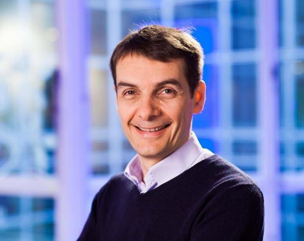 Sylvain Rabuel,  directeur général Europe - Afrique de Club Med - DR Club Med