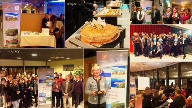 En 2016, plus de 400 agents de voyages ont participé à l'évènement - DR : TOP Of travel