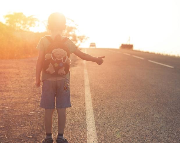 En moyenne, la « perte » de l'enfant dure environ une dizaine de minutes. Mais bonjour l'angoisse… © alien185 - Fotolia.com