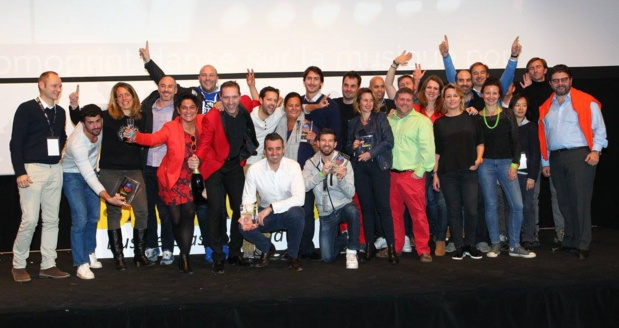 Les lauréats des BigBoss Idol - (c) Nonstoprod