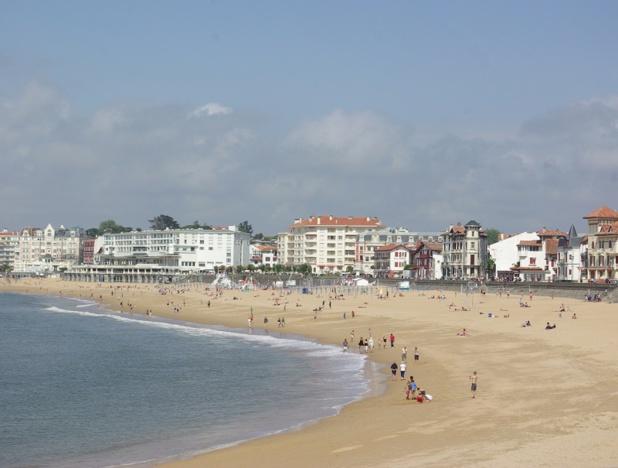 Si la ville de Saint-Jean-de-Luz a ce côté noble, c'est parce que l'océan l'a enrichi - DR : J.-F.R.