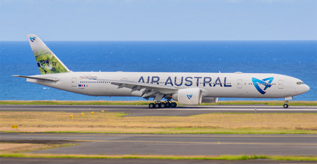 Les passagers d'Air Austral devraient pouvoir voler malgré la grève des PNC de la compagnie aérienne - Photo : Air Austral