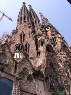 Organiser soi-même la visite de la Sagrada familia (Barcelone) est un jeu d'enfants
