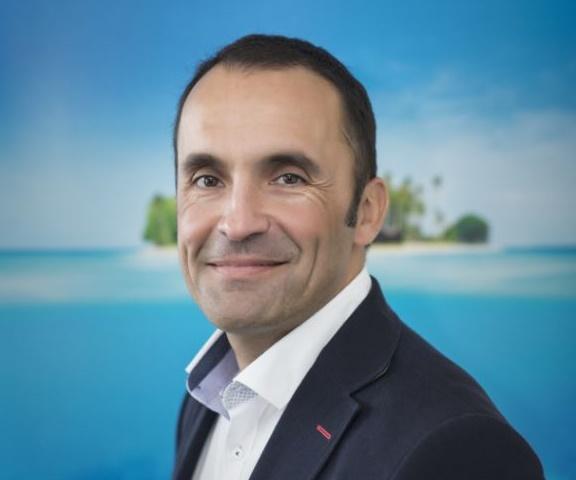 Nicolas Delord est le président-directeur général de Thomas Cook France - Photo : Thomas Cook France