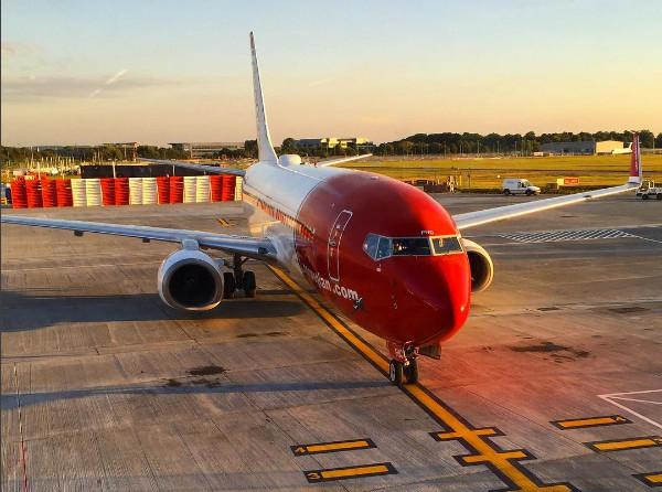 Le transatlantique à 66 euros depuis Edimbourg — Norwegian