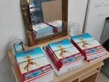 La brochure été 2017 de FRAM, éditée à 350 000 exemplaires, compte 24 Framissima dont 5 nouveautés - DR : P.C.
