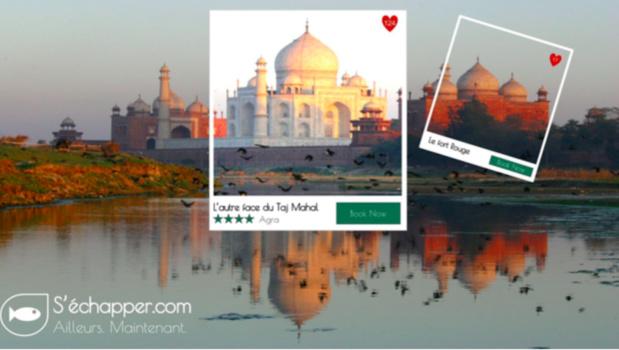 Sechapper.com une place de marché répertoriant des millions d'offres de catalogues voyages afin d'inspirer le voyageur - DR